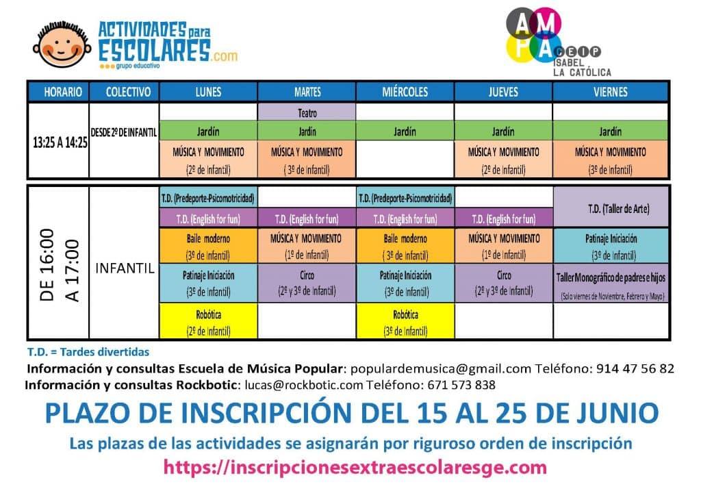 cartel_calendario_infantil_2017-18 ENVIADO FAMILIAS